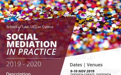 Social mediation in practice: A new project of UCLan